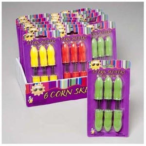 Bright Color Corn Skewers Assorted