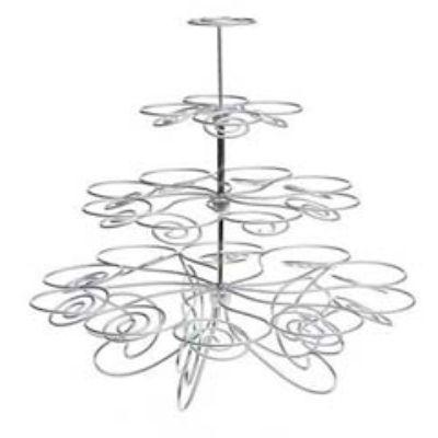 Wire Cupcake Stand 23