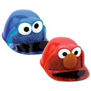 Sesame Street Cookie Monster or Elmo Hat