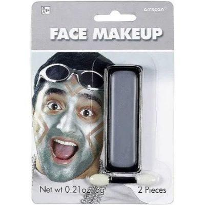 Face Paint Silver .21oz