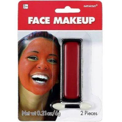 Face Paint Red .21oz