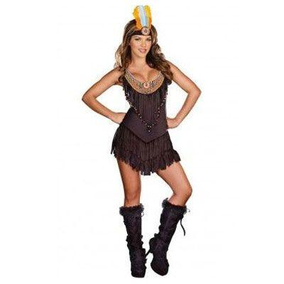 Native American Dress Adult Costume