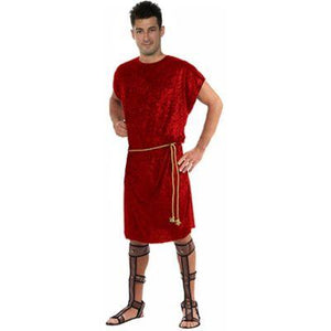 Red Tunic Adult Costume