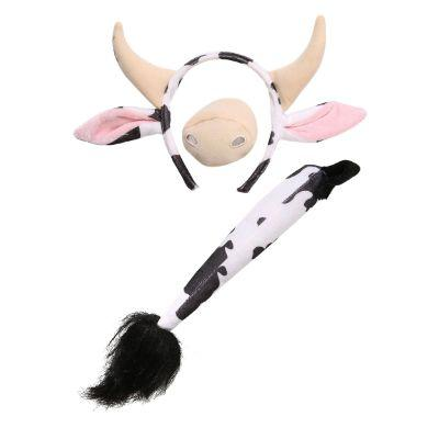 Deluxe Cow Animal Costume Set