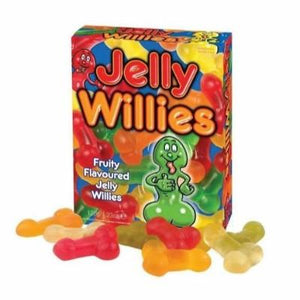 Fruit Flavored Jelly Willies