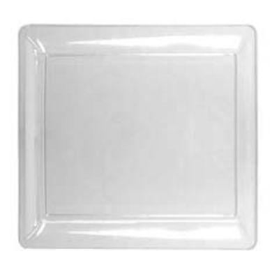 Clear Square Tray