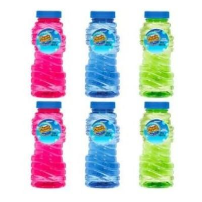 Super Miracle Bubbles 8 oz. Assorted