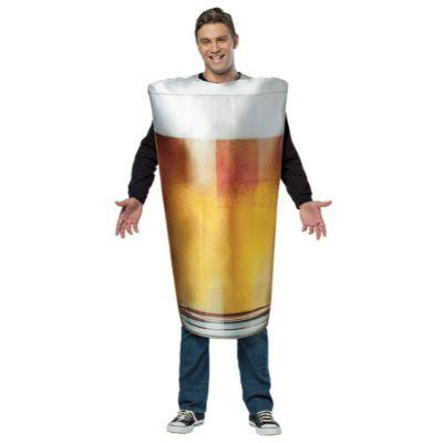 Beer Pint Adult Costume