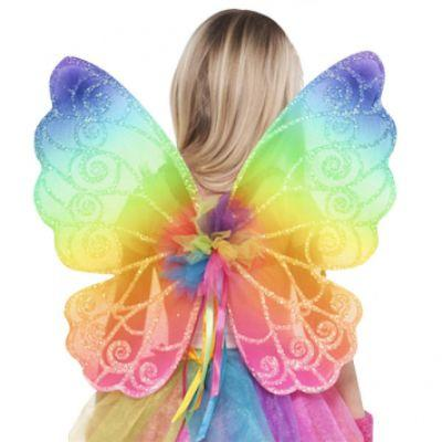 Wings Fairy Rainbow