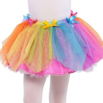 Rainbow Fairy Tutu Child