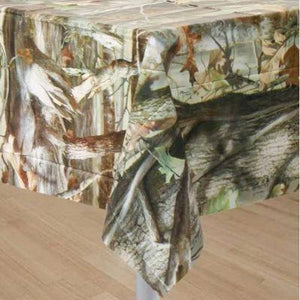 Next Camo Plastic Tablecover
