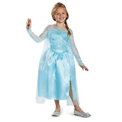 Princess Elsa Gown Child Costume - Disney: Frozen
