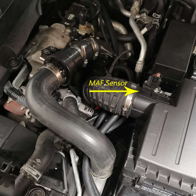 Nissan Navara Power Loss Due to Contaminated MAF Sensor
