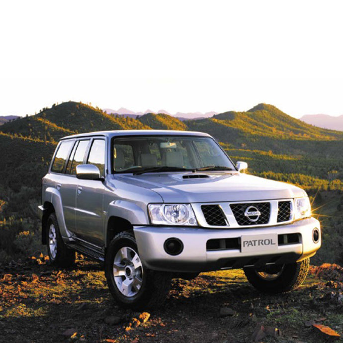 How To Help Your Nissan Patrol ZD30 Turbo Engine?