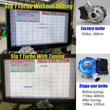Load image into Gallery viewer, CCT Stage One Hi-Flow Billet Turbo To Suit Ford Ranger 3.2L BK3Q-6K682-RC / 812971