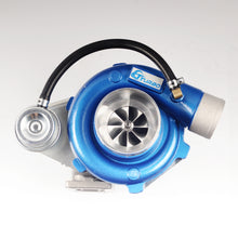 Load image into Gallery viewer, GT2867R Dual Ball Bearing Turbocharger IWG 0.64a/r T25 Inlet / 5 Bolt Nissan Flange