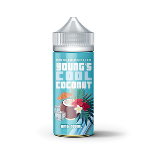 Young's Cool Coconut (100ML)