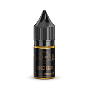 C.R.E.A.M - IV Tobacco [Nic Salt] (30ML) (NOT FOR SALE IN USA)