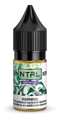 NTRL - Mystery Mist [Salt Nic] (30ML) (NOT FOR SALE IN USA)