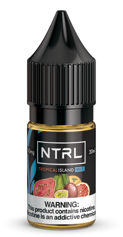 NTRL - Tropical Island Freeze [Salt Nic] (30ML)