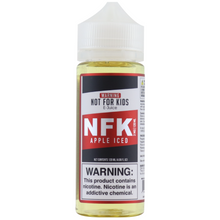 Load image into Gallery viewer, NFK - Apple Menthol (120ML)