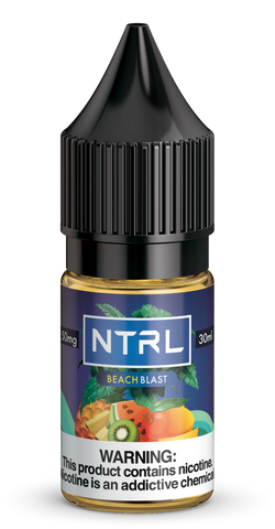 NTRL - Beach Blast [Salt Nic] (30ML)