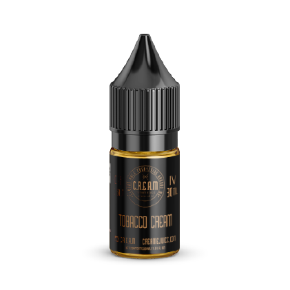 C.R.E.A.M - IV Tobacco [Nic Salt] (30ML)