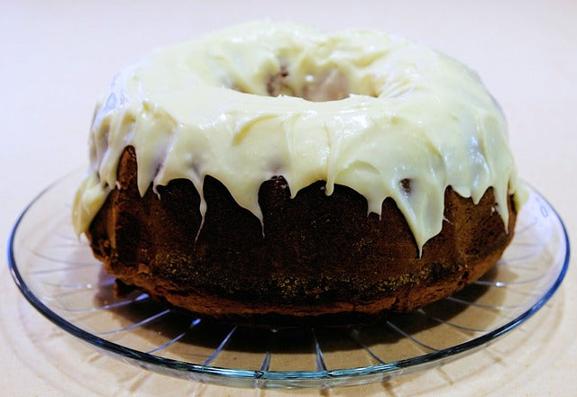 Pumpkin Bundt Cake with Glaze is one of the Best Fall Deserts!