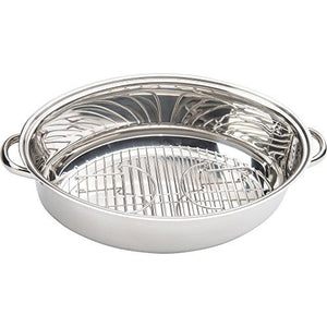 | Multi-Use Baking and Roasting Pan | Baking and Roasting Pan | Precise-Heat Pan | Precise-Heat Multi-Use Pan | stainless steel pan | Pan with Easy Lift Wire Rack | Pan | roasting pan | Precise Heat | Kitchen |