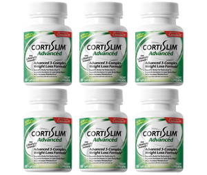 Cortislim Advanced 6 Bottles