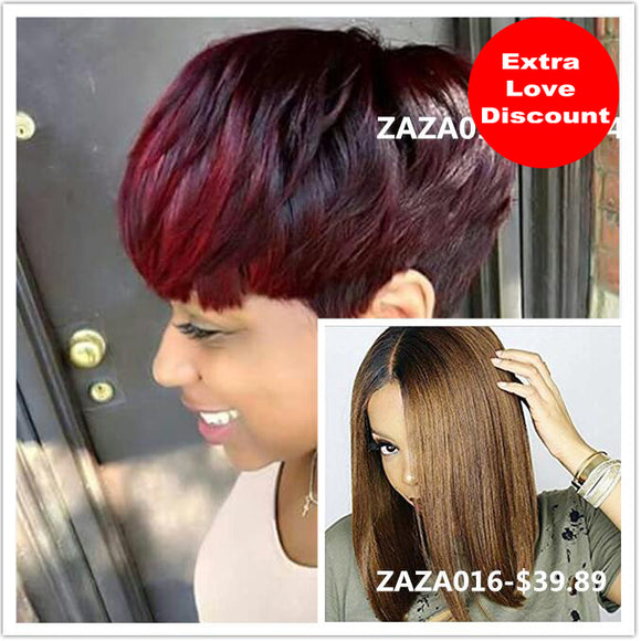 Passional Color Wig Package - VPCTA-ZAZALUM WIGS