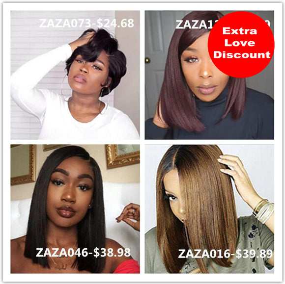 Passional Color Wig Package - VPCTB-ZAZALUM WIGS