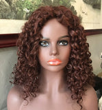 Synthetic Fashion Long Brown Curly Hairstyle Wig--ZAZA170-ZAZALUM WIGS