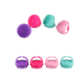 Hair Scalp Massager, Scalp Care Shampoo Brush Body Washing Massager Silicone Comb-ZAZA400-ZAZALUM WIGS
