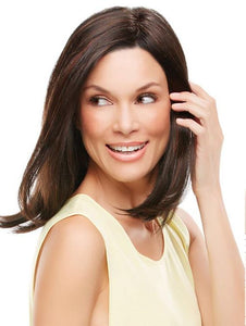 Pretty Dark Brown Mid-length Bob hairstyle Wig-ZAZA146-ZAZALUM WIGS