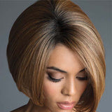 Chic Style | Fashion Ambition Short Wig For Women-ZAZA645-ZAZALUM WIGS