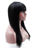 22 inches High Hair Volume Long Straight Hair Style Heat Resistant Synthetic Wig -ZAZA067-ZAZALUM WIGS
