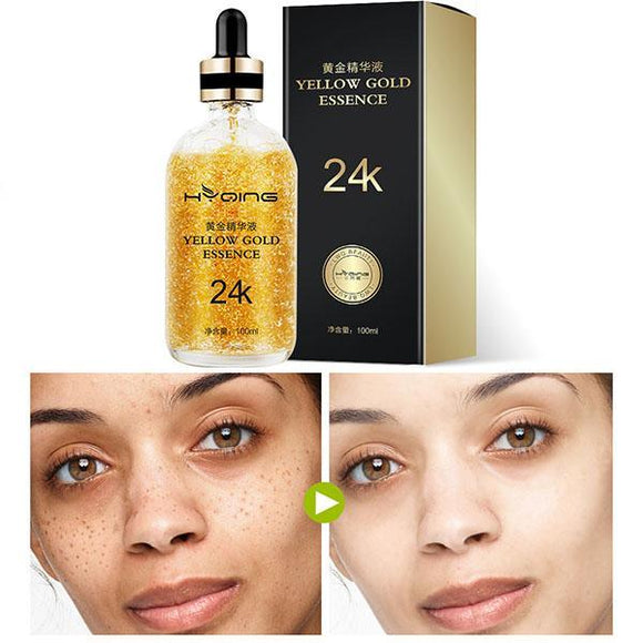 HYQING 24k Gold Moisturizing Essence-Solve 99% Of Skin Problems-ZAZALUM WIGS