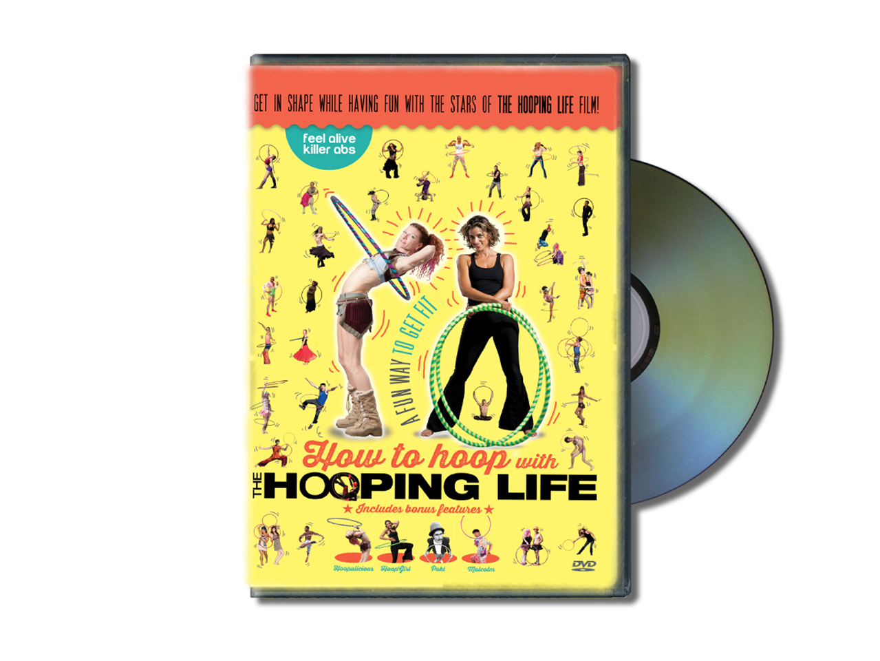 How to Hoop with The Hooping Life DVD