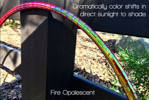 Reflective Firehoop