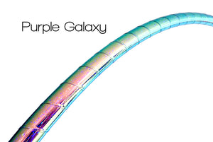 Galaxy Taped Hoop