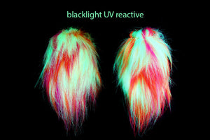 Fuzzy Covers - UV/Blacklight