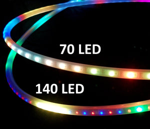 Atomic V Megamix LED Hoop