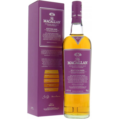 The Macallan Edition No 5 0.7L