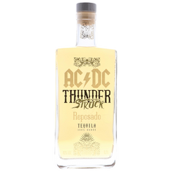 AC / DC THUNDERSTRUCK TEQUILA REPOSADO 0.7L, AC / DC, wevino.store