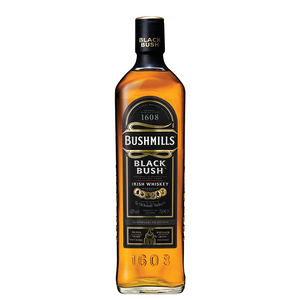 BUSHMILLS BLACK BUSH IRISH WHISKEY 0.7L, Bushmills, wevino.store
