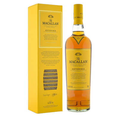 Macallan Edition No. 3 0.75L
