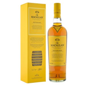 Macallan Edition số 3 0.75l