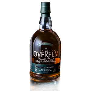 Overeem Whisky Sherry Cask zreje 43% 700ml