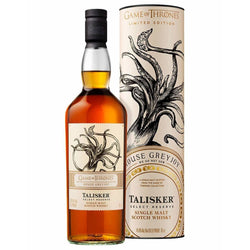 Talisker Select Reserve GAME OF THRONES House Greyjoy Single Malt Collection 45,8% Vol. 0,7 l + GB